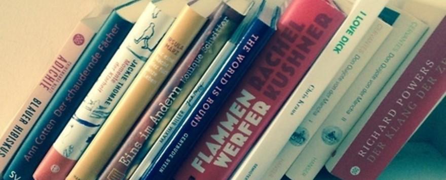 Bücher neben meinem Bett (Teil 1)